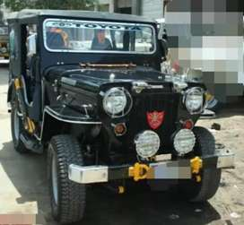 Toyota modified willy jeep