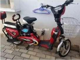 Promo murah sepeda listrik
