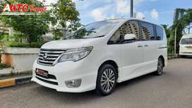 Nissan Serena HWS 2018 Facelift Full Original  Like New