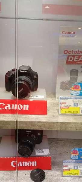 Kamera bisa dicicil