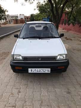 Maruti Suzuki 800 1999 Petrol Well Maintained