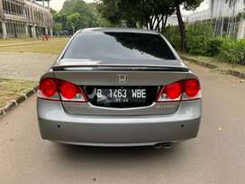HONDA CIVIC FD1 Tahun 2008 (CIVIC BATMAN) ANTIK ISTIMEWA SIAP GASSS