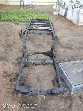 Ashok leyland dost chassis