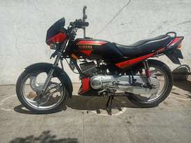 Yamaha RXZ 4 speed well maintained with papers