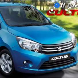 Cultux 18 Model available on Rent with driver