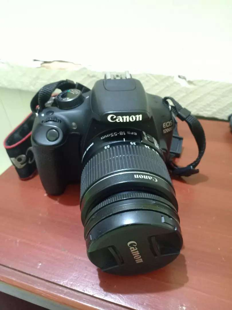 Canon 1200d bukan fujifilm, nikon, sony 0