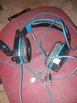Cosmicbyte headphone
