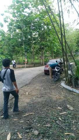 Tanah Mangku Aspal SHM murah strategis BU NEGO