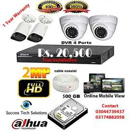 CCTV HD Best Price Package