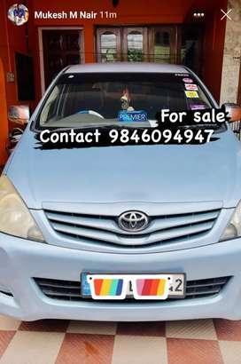 Toyota Innova Single owner