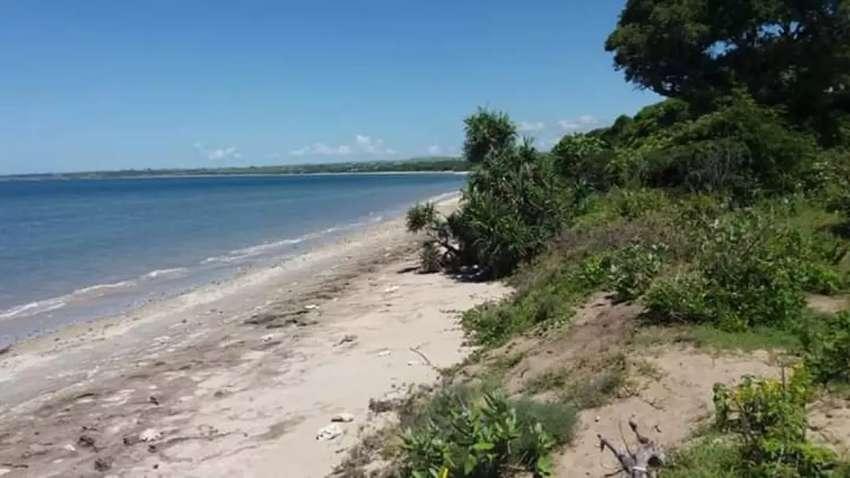 Dijual tanah Loss pantai Mamboro (Mananga) Sumba Tengah NTT 0