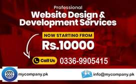 Get your own website at reasonable price