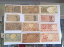 Jual uang rupiah kuno jadul lawas