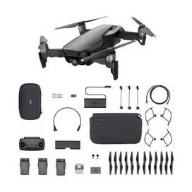 kredit drone DJI Mavic Air Fly More Combo (Black,White,Red)