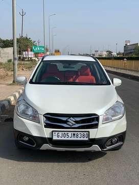 Maruti Suzuki S-Cross Alpha 1.6, 2015, Diesel