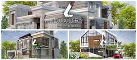 Jasa arsitek khusus rumah mewah di Padang Panjang