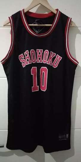 Jersey basket Slam Dunk Shohoku Sakuragi