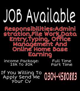 Staff Management Jobs Available