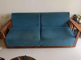 Urban Ladder Serra 3-seater sofa