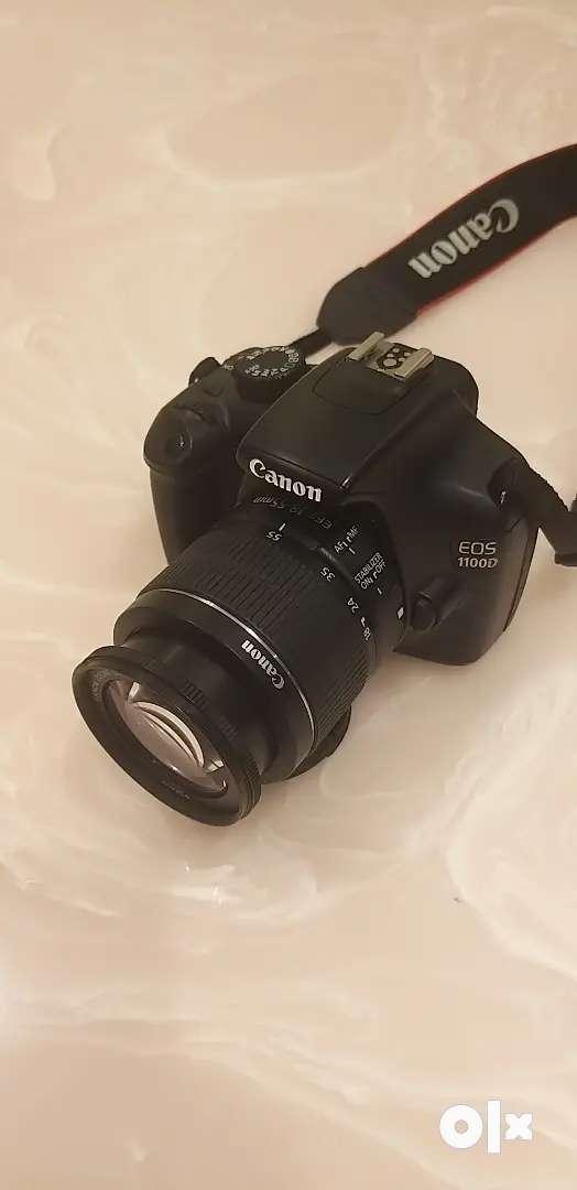 Canon EOS 1100D,  dslr camera