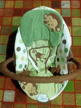 Baby Bouncer Top Monkey merk ModPod, LikeNew (Bandung)