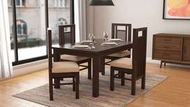 Dining Table 4 seater for rent