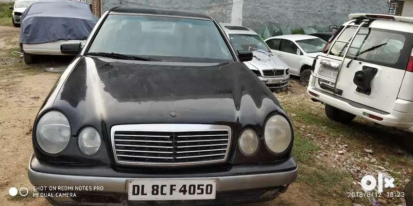 Mercedes E250  Used Parts