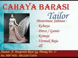 TUKANG JAHIT (CAHAYA TAYLOR)