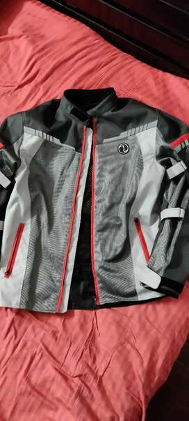 Riding jacket - Rynox air GT