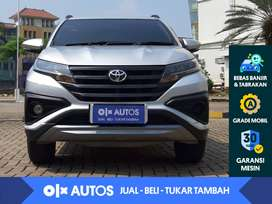 [OLX Autos] Toyota Rush 1.5 S AT 2019 Silver