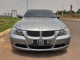 BMW 325i AT 2006 Grey the Only One in Indonesia #DOMINO AUTO