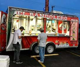 Helpers needed for Food truck