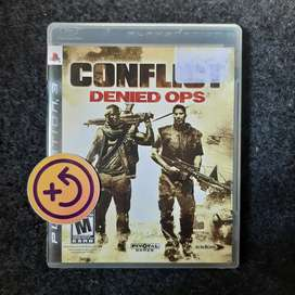 BD PS3 Conflict:Denied Ops Second (R2)