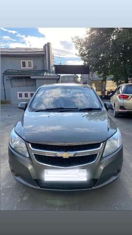 Chevrolet Sail 2013 Petrol 58000 Km Driven