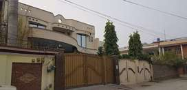 1 kanal top location double story house for sale