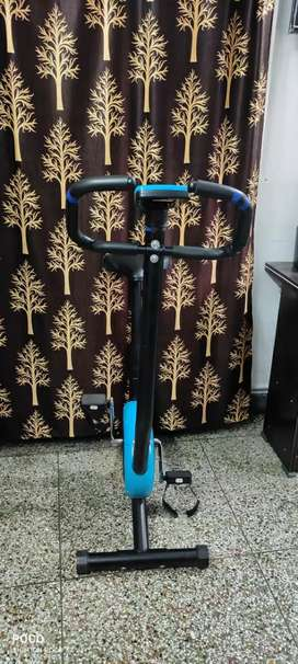 New Exercise bicycle