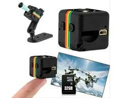 Full Hd 1080P Kamera Mini Dv 12MP Night Vision