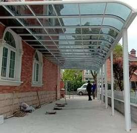 kanopi kaca desain rumah minimalis 0.44