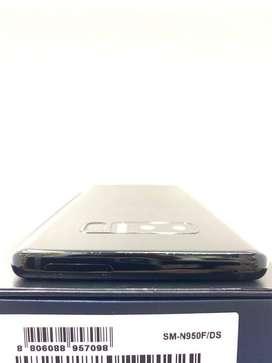 Samsung galaxy Note 8 64gb/6gb ram dual sim new box pack available