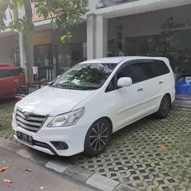 Dijual Innova Diesel 2.5 G AT tangan I plat AB kondisi istimewa