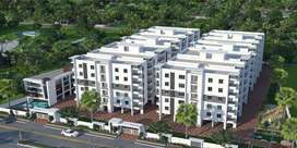 2 BHK - 1190 Sft Flat Rs.20,23,000 Only at Taramathipet - Nr Nagole
