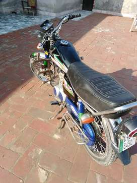 Honda 125 for sale in layyah