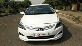 Hyundai Verna, 2016, Petrol