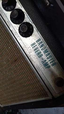 Head Fender Brandmaster TFL5005D USA