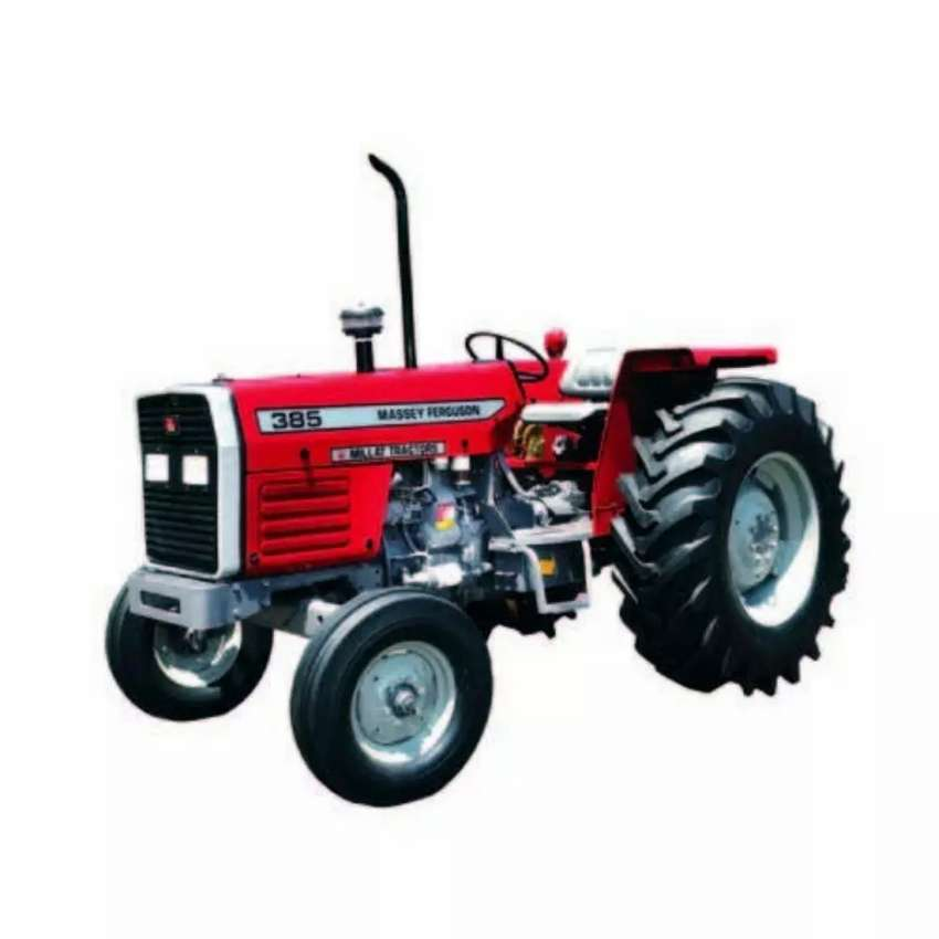 MF 385 TRACTOR ON INSTALMENTS PLAN PY AVIABLE 0