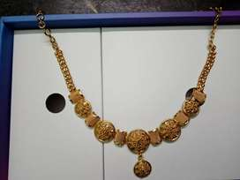 Goldencolor necklace