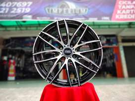 Jual Velg R15 Mobil Yaris Agya Calya Avanza - HSR COMORO Ring 15