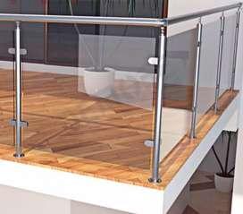 Reling balkon Ts 450