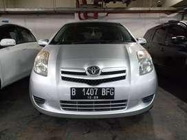 Toyota Yaris E Manual Tahun 2008