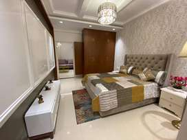 3bhk ready to move flat fully furinshed mohali